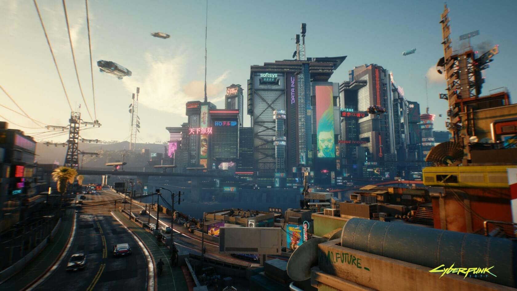 CD Projekt Red shows off Cyberpunk 2077's weapons and Lifepath system