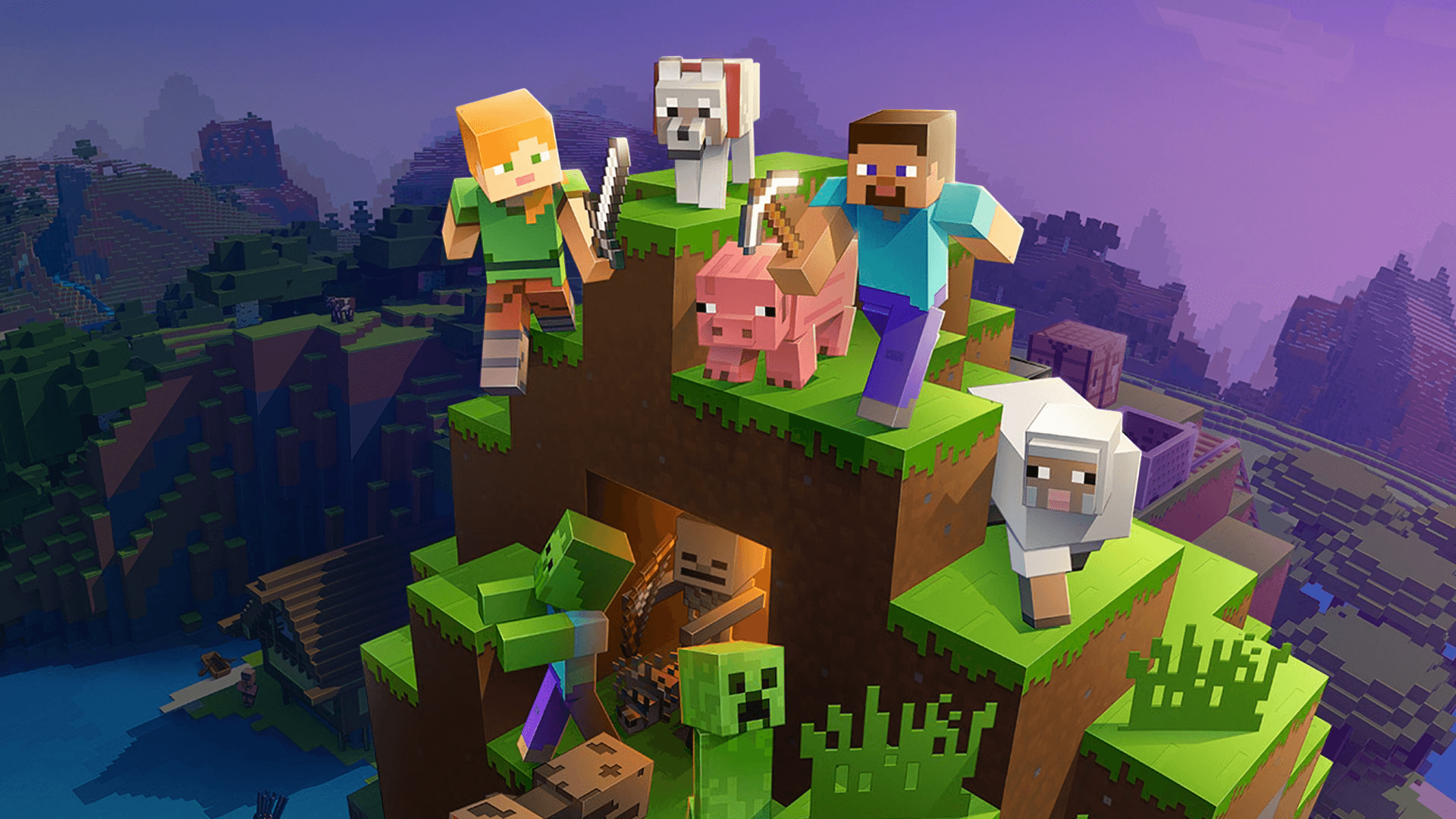 Minecraft: Education Edition is now available on Chromebooks