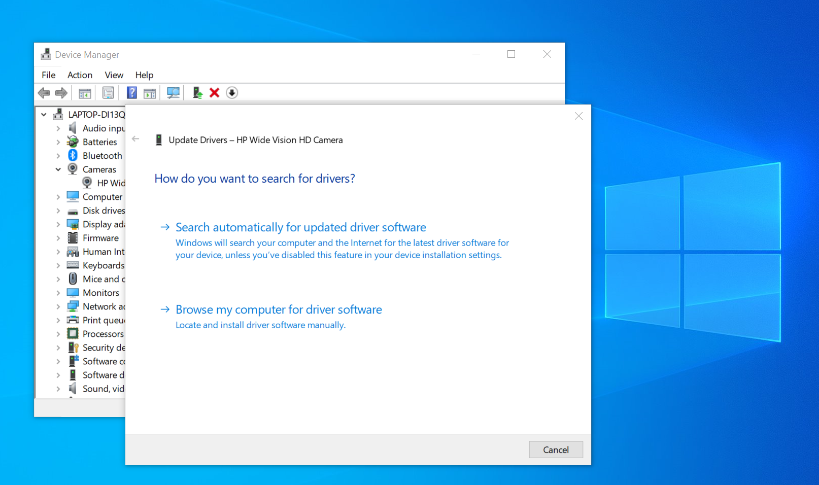 Microsoft removes driver updates via Windows 10 Device Manager