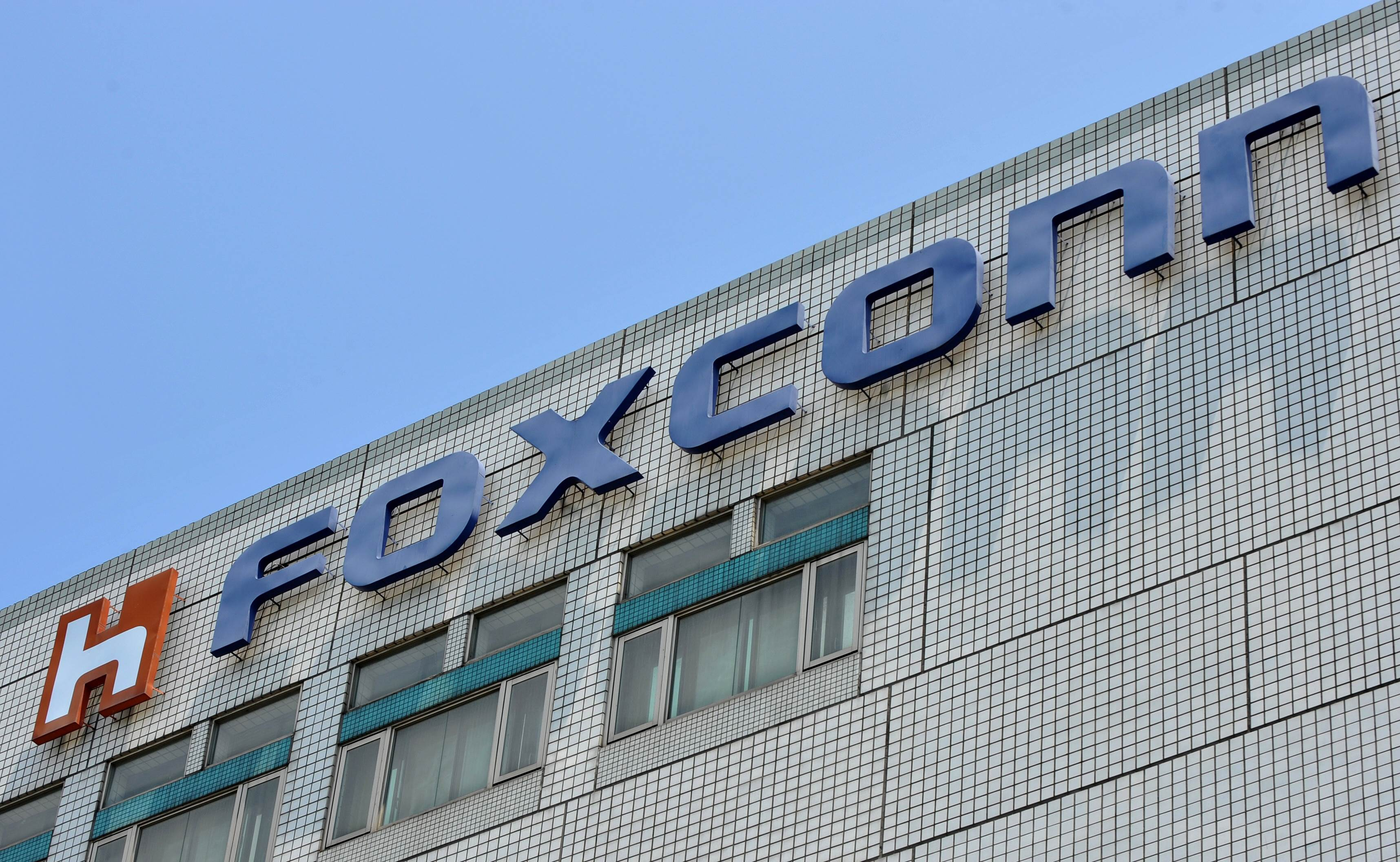 Foxconn says China can no longer be the world's factory