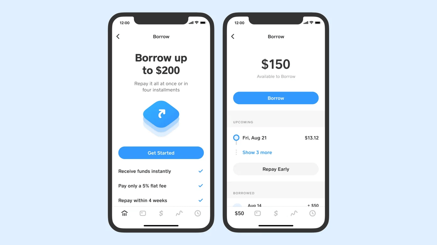 Need $200 quickly? Square's Cash App is experimenting with short-term loans