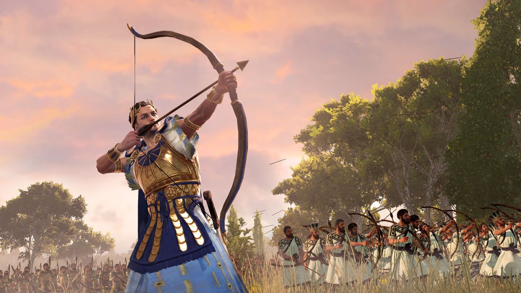 Total War Saga: Troy is free on the Epic Games Store for 24 hours