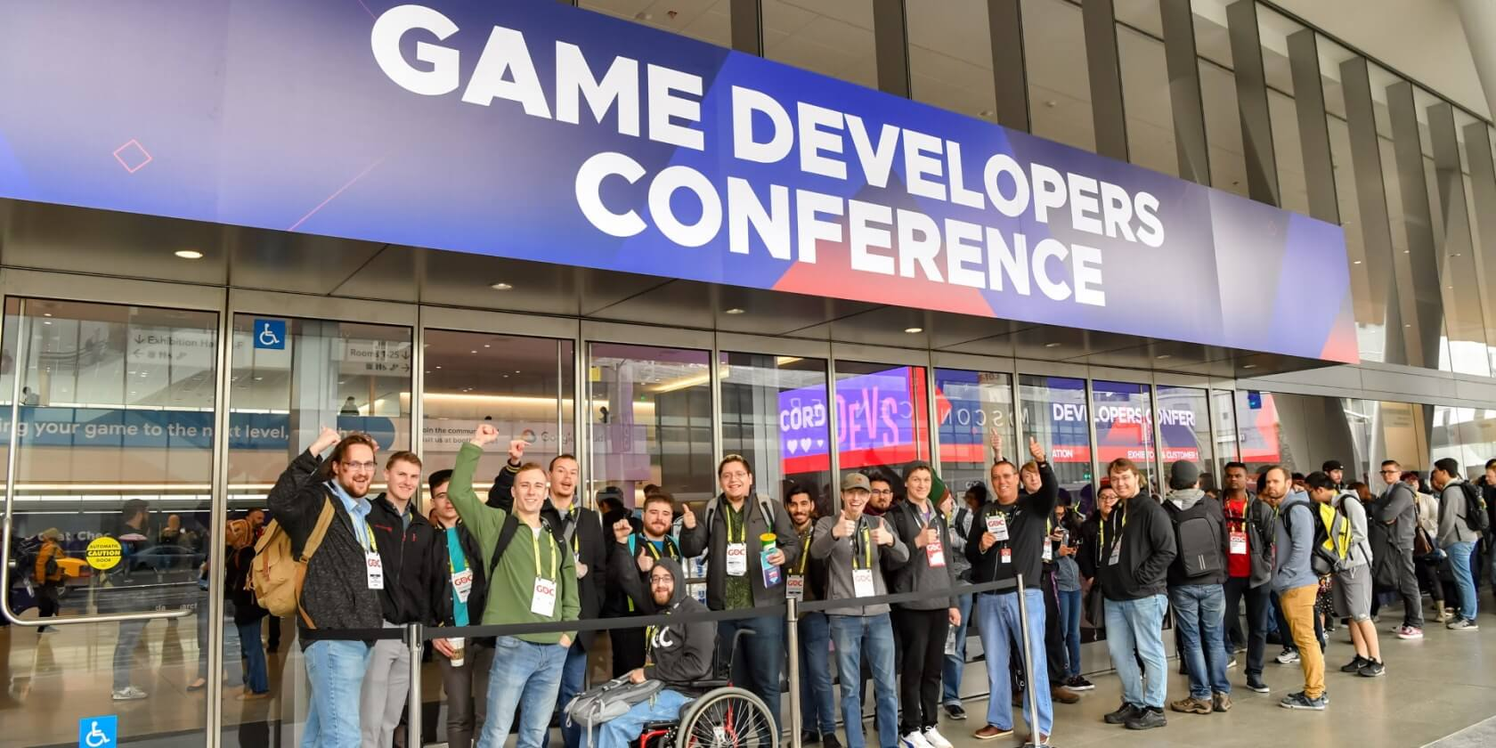 GDC 2021 will be a 'hybrid event' with both a physical and digital presence