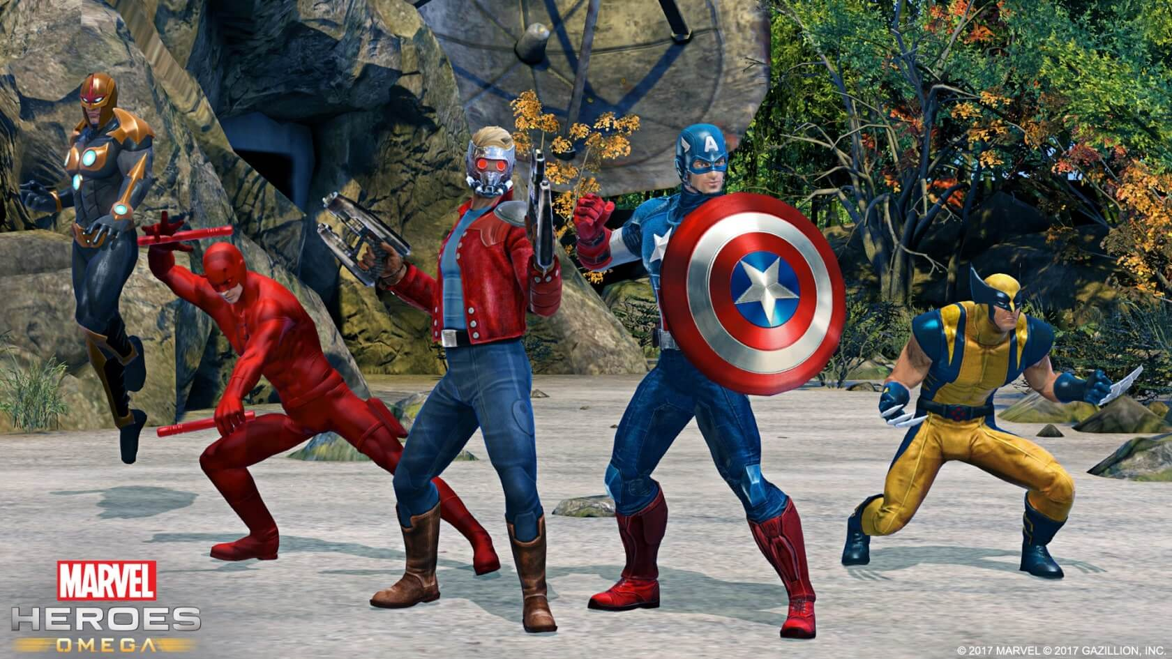 Free-to-play MMO Marvel Heroes is being shut down