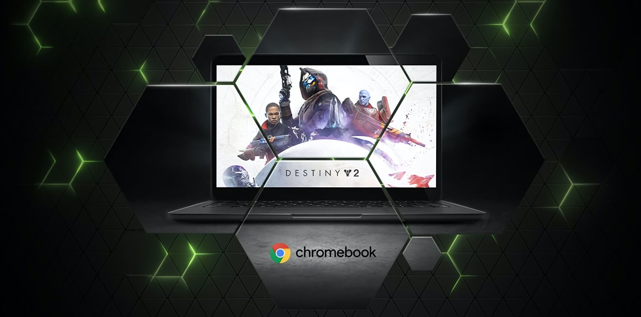 GeForce Now brings cloud gaming to even mediocre Chromebooks