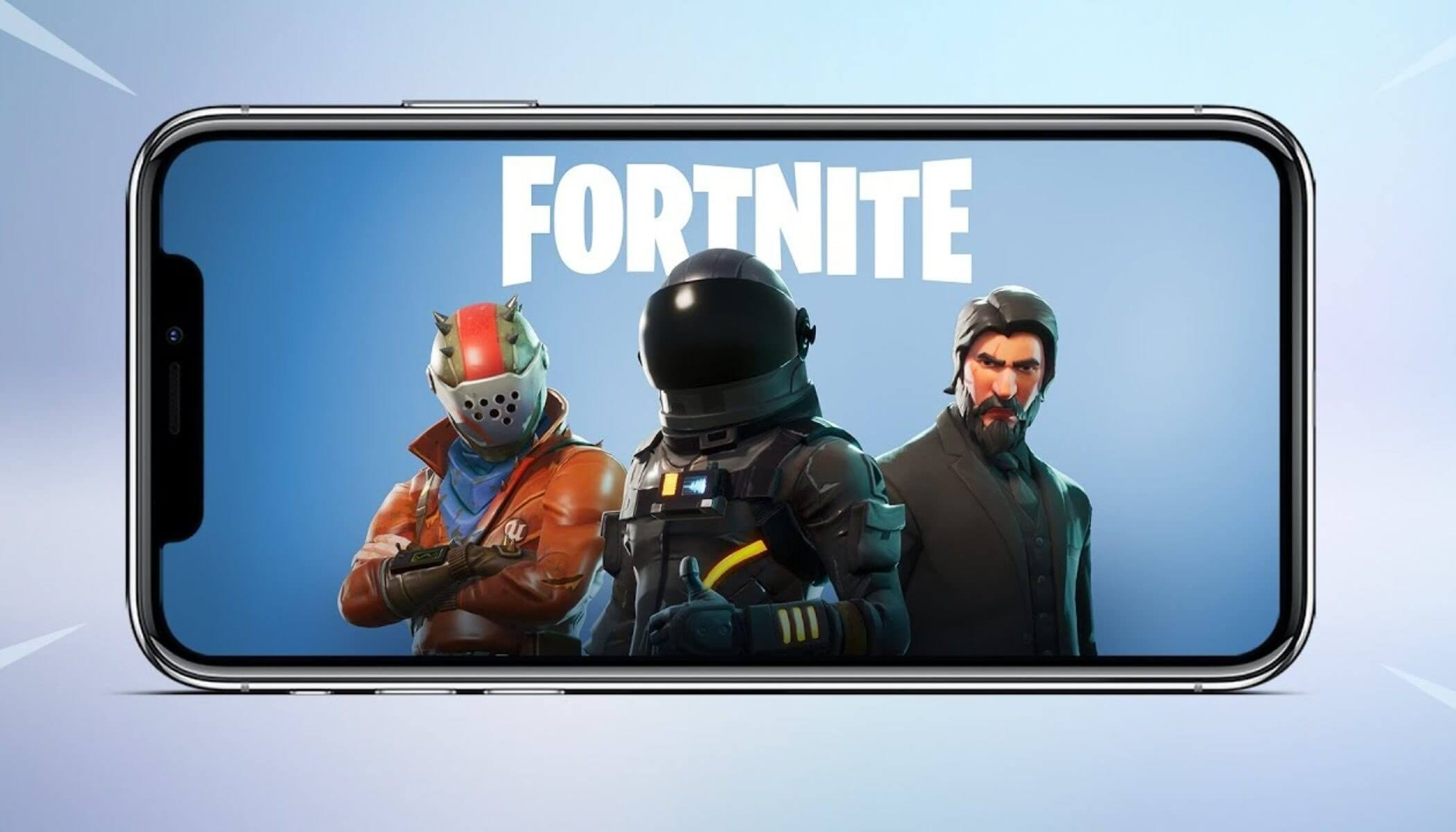 Sellers on eBay are trying to get thousands of dollars for used iPhones with Fortnite installed
