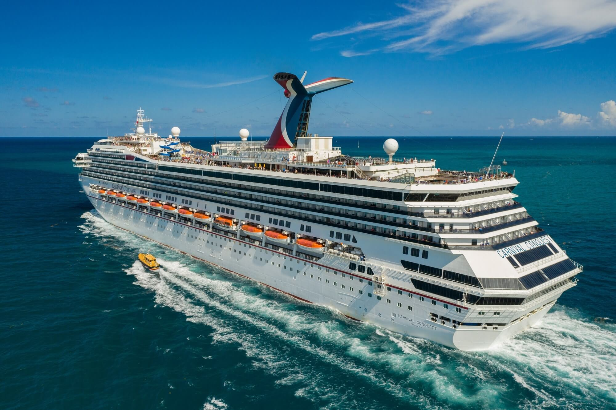 Cruise line giant Carnival Corp. suffers ransomware attack, customer data accessed