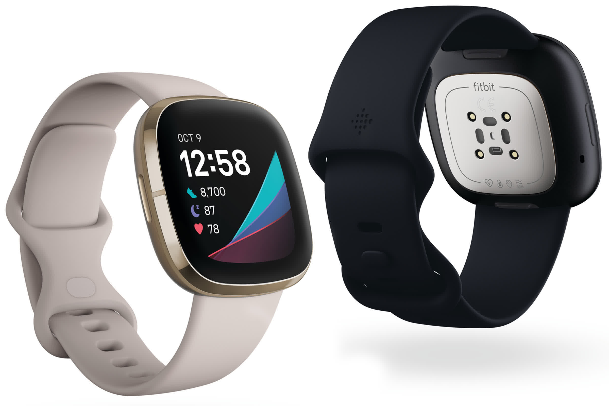 Fitbit's Sense smartwatch could help you gauge your stress levels