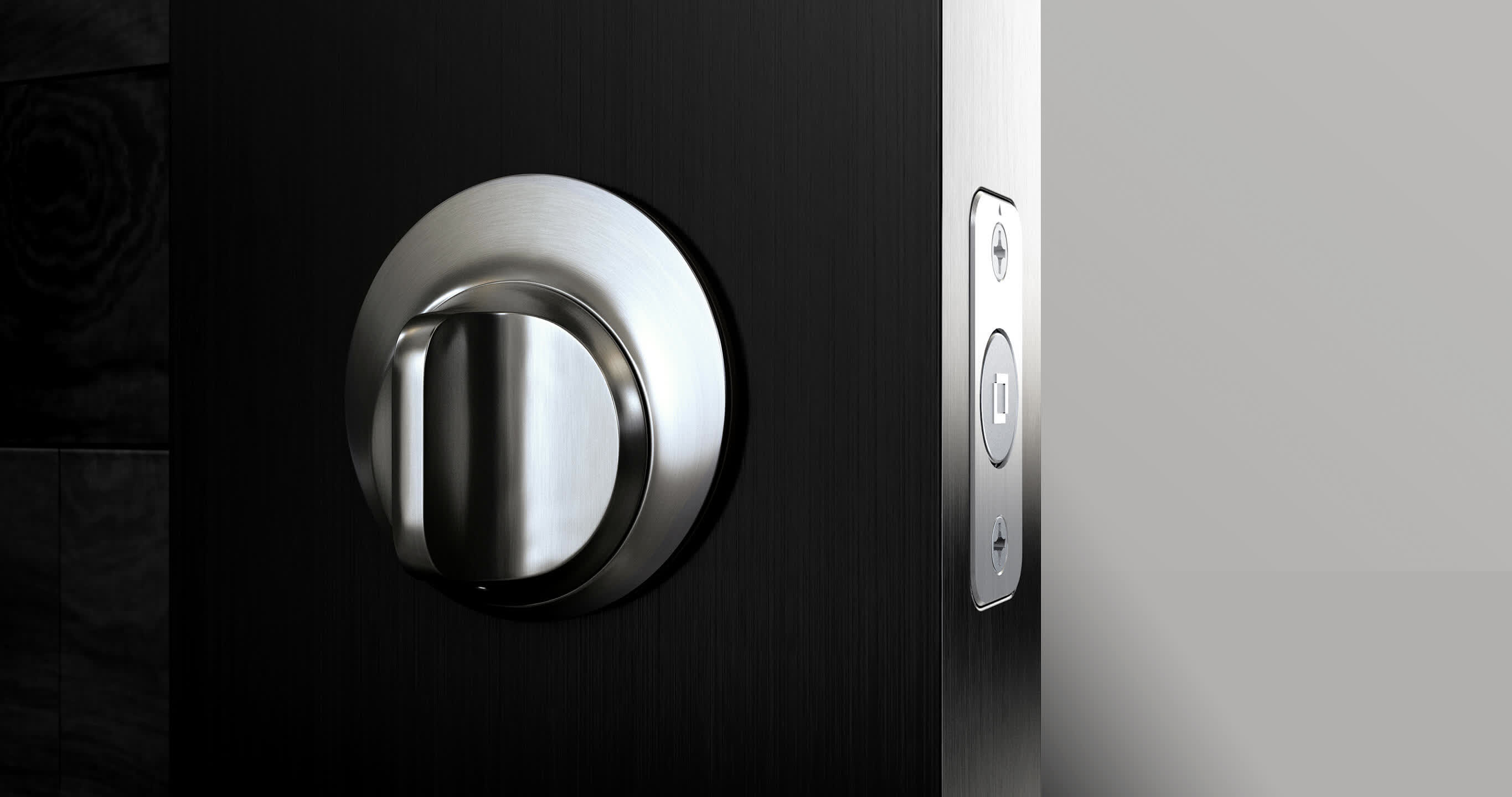 The Level Touch is a smart lock in a timeless design