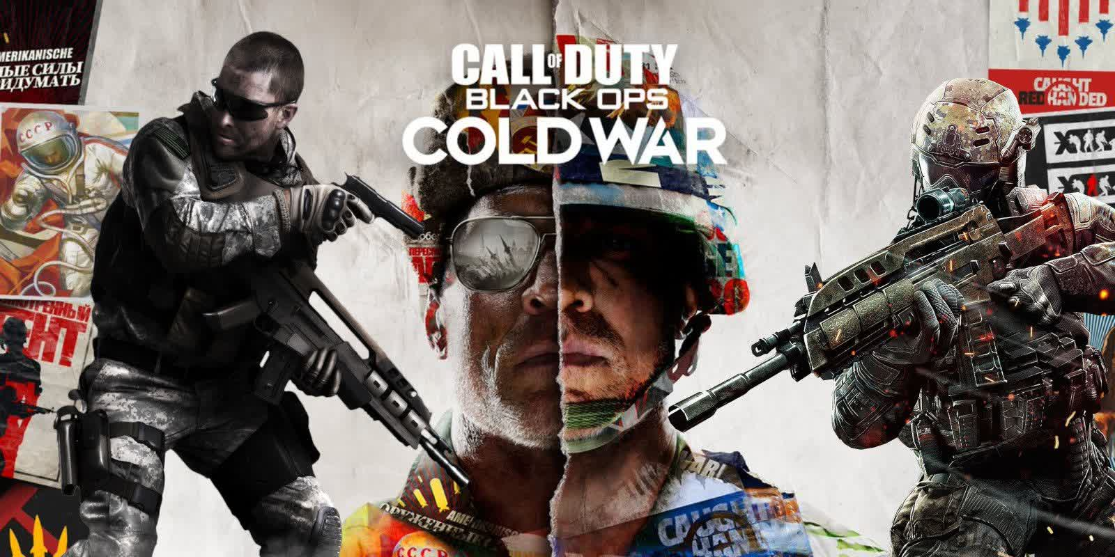 Check Out The New Story Trailer For Call Of Duty Black Ops Cold War
