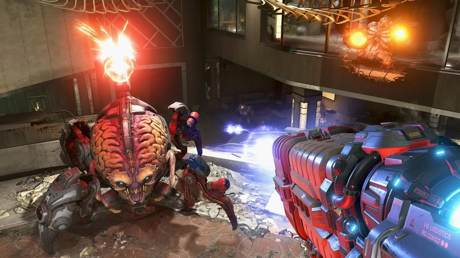id Software said Doom Eternal could run at 1,000 fps, so a team of Polish overclockers confirmed it
