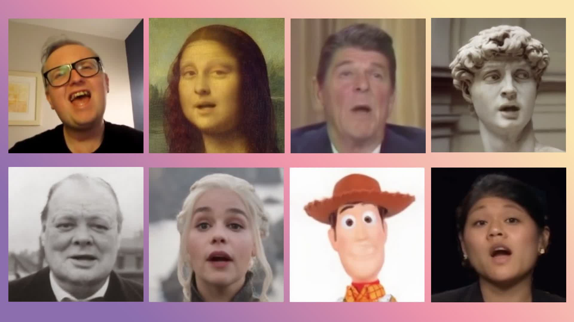 Bizarre-looking deepfake memes are easy-to-make with online tools
