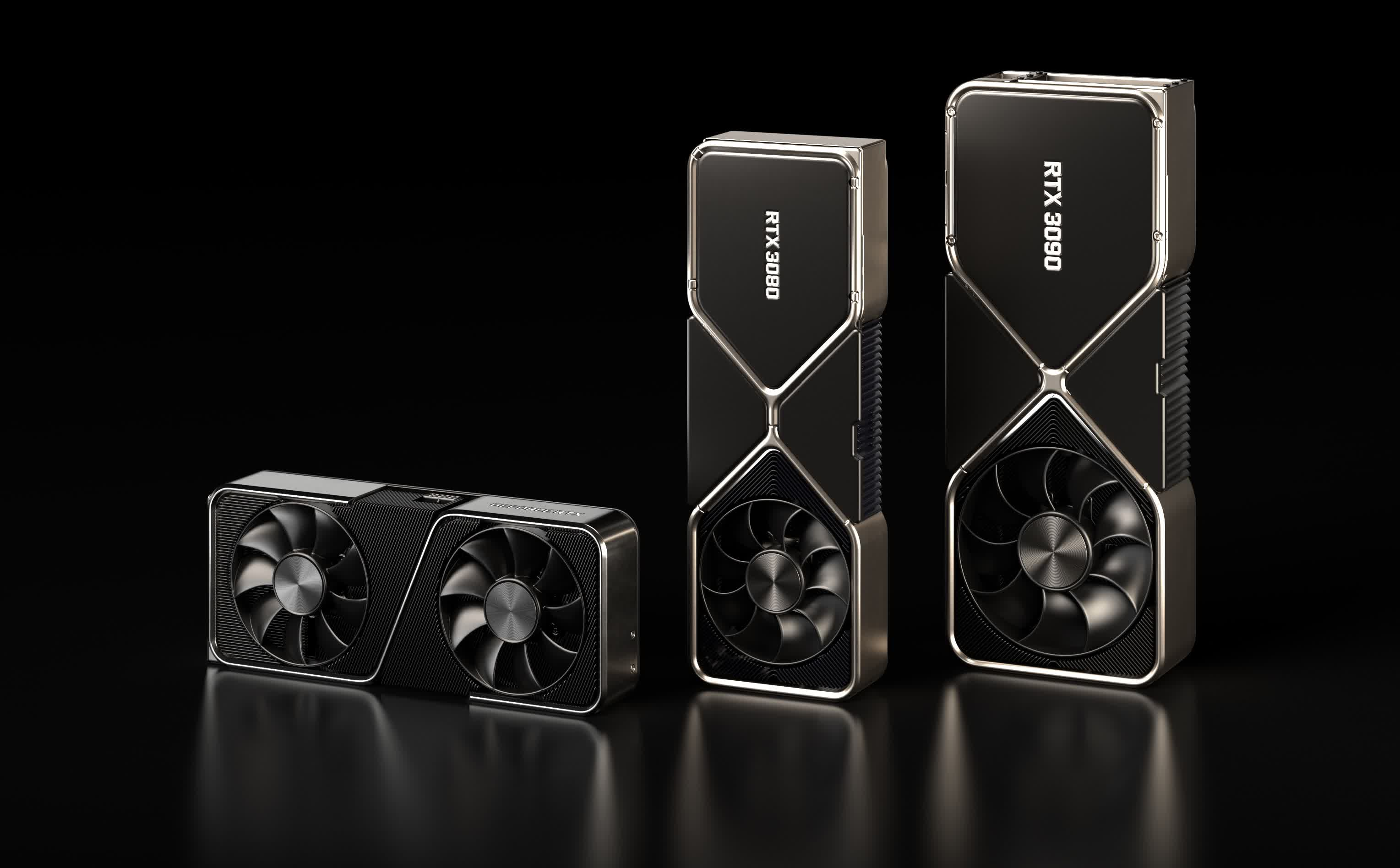 Nvidia pushes ray-traced gaming ahead with new GeForce RTX 3000 GPUs
