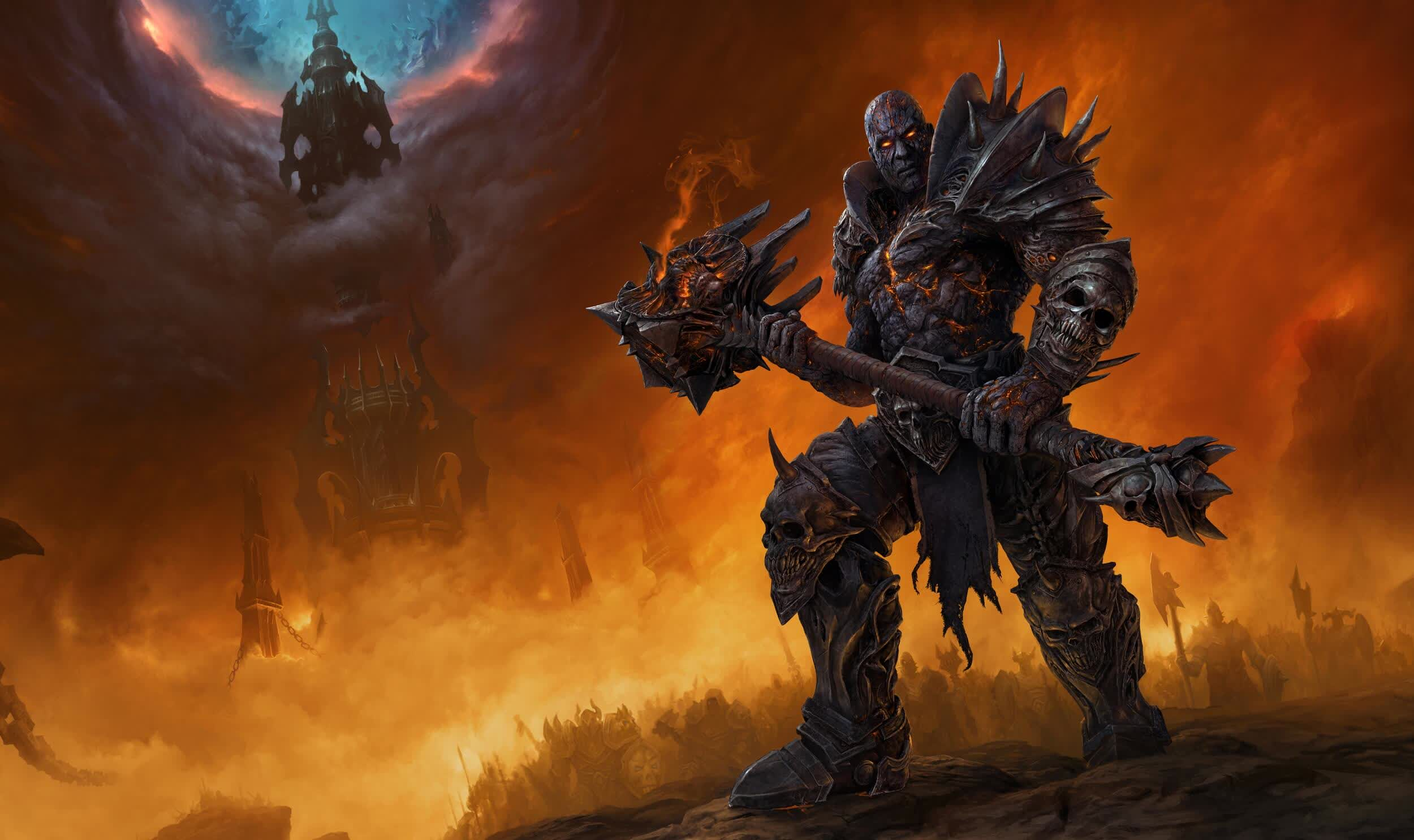 Blizzard says you'll need a solid-state drive for World of Warcraft: Shadowlands