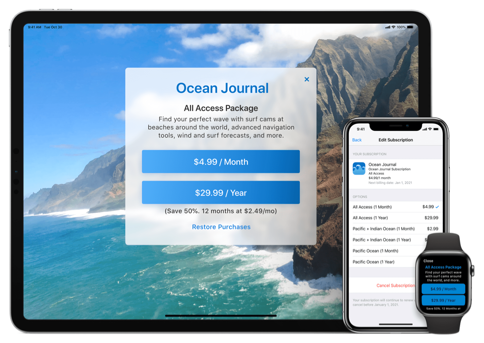 iOS 14 will give app developers ability to generate free or discounted subscription codes