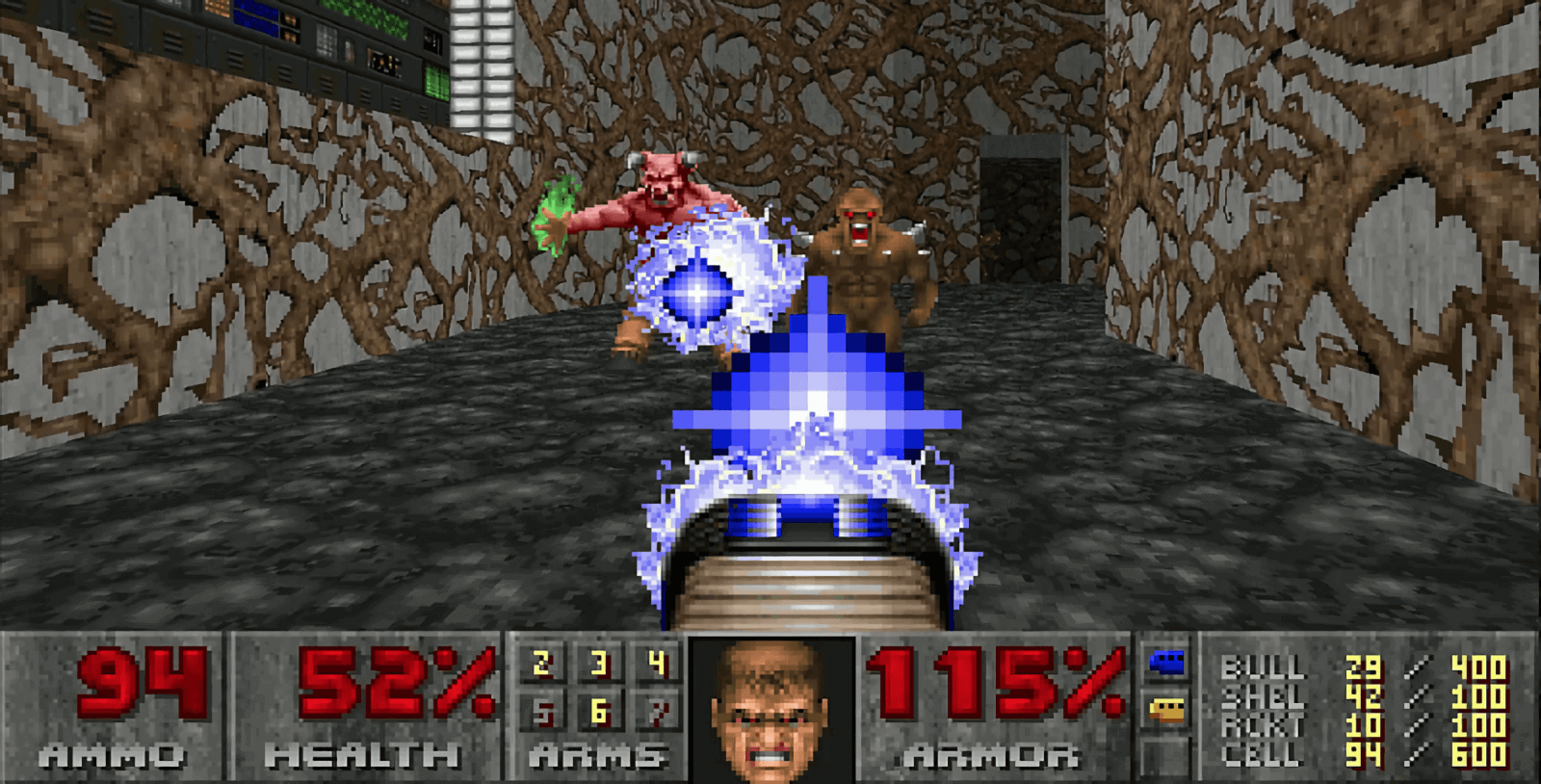 Bethesda is still updating the original Doom games from the 90s