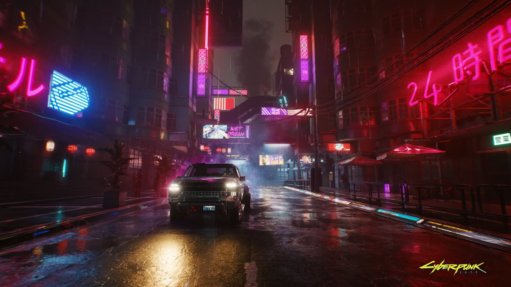 Cyberpunk 2077's online mode will have microtransactions