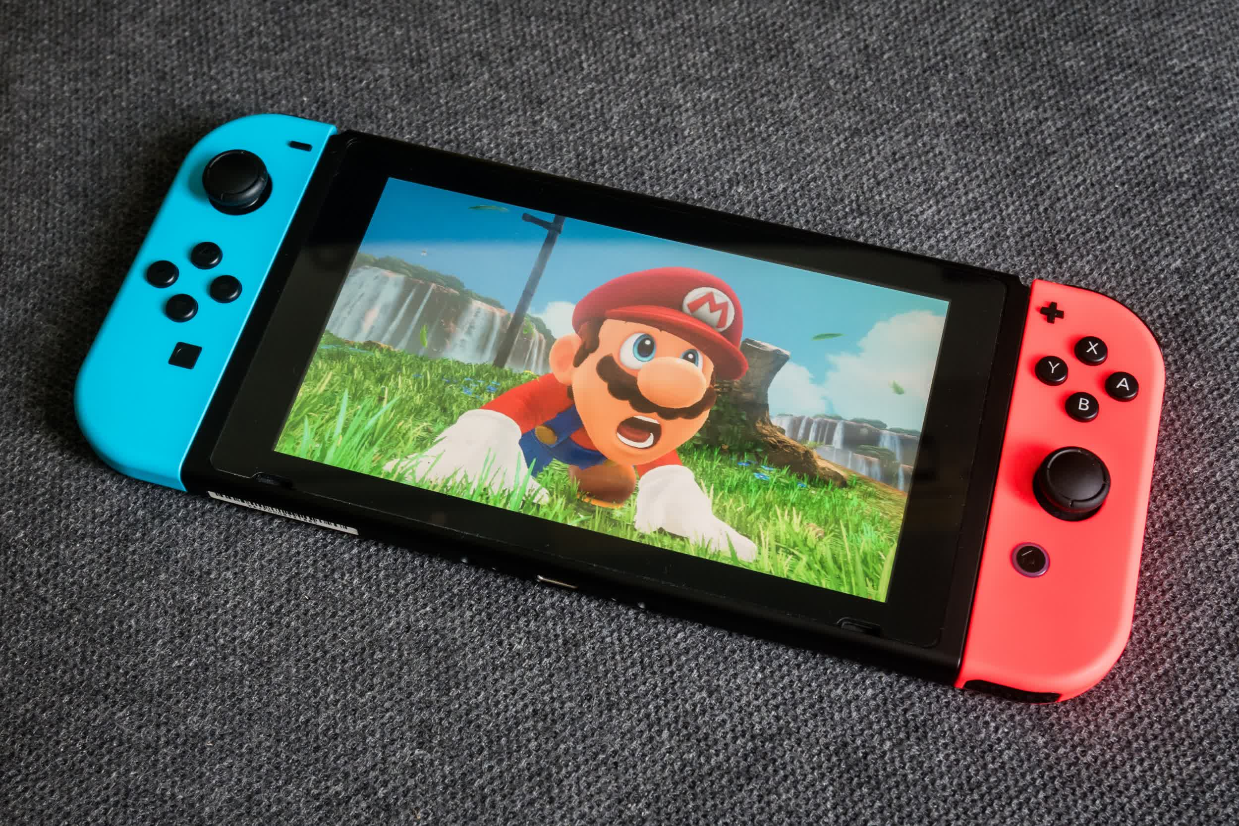 Nintendo said to be increasing Switch production once again