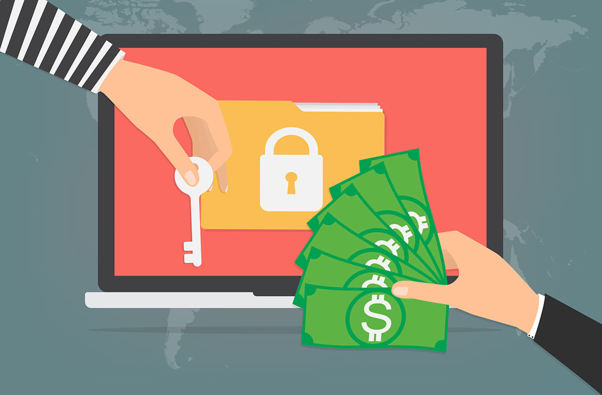 Over 41 percent of cyber insurance claims in 2020 came from ransomware attacks