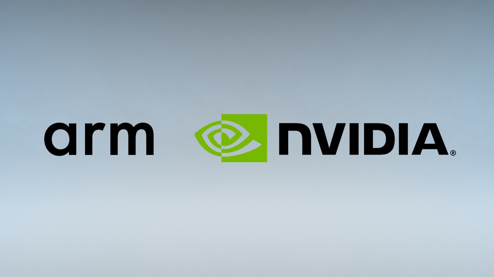 Nvidia shares slump after UK government intervenes in Arm deal