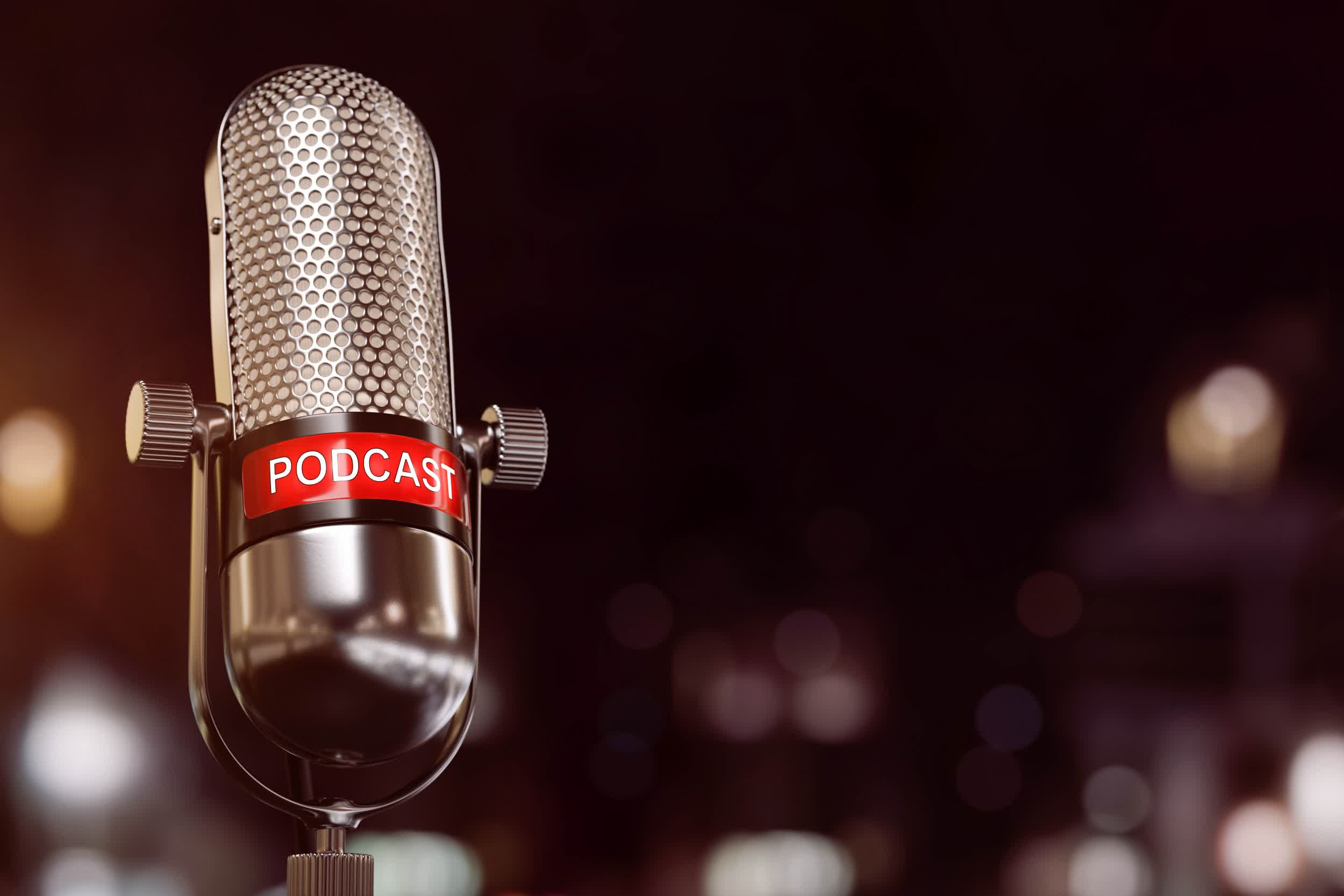 Amazon Music adds podcasts at no extra cost in major markets