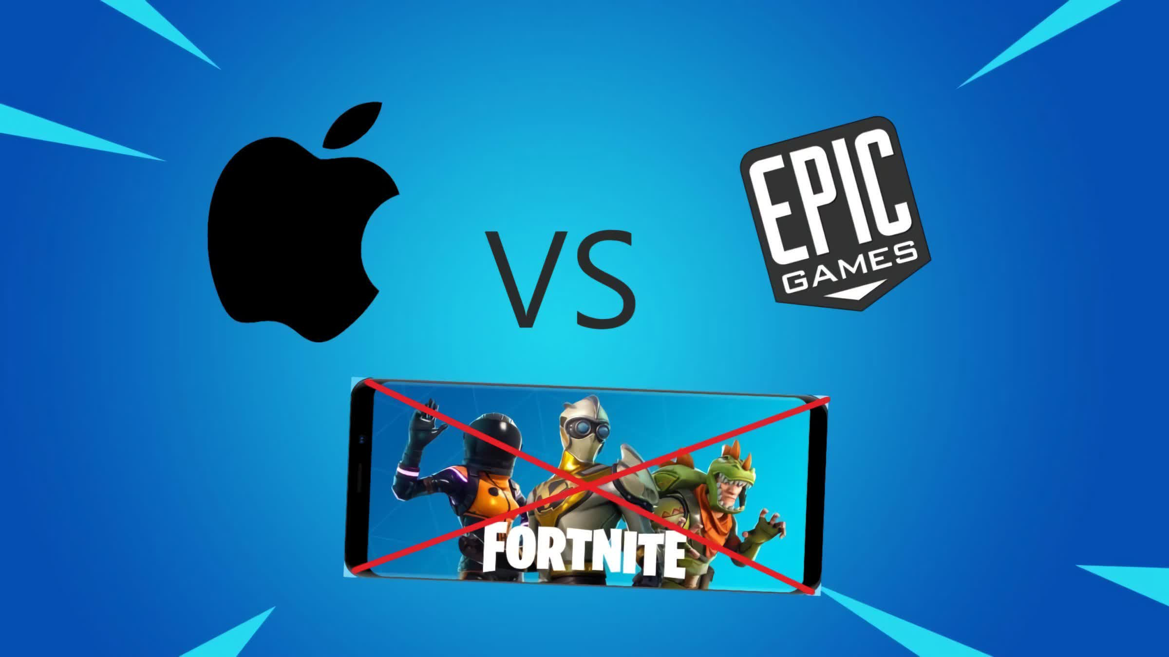 'Epic is a saboteur, not a martyr,' Apple fires off in latest Fortnite filing