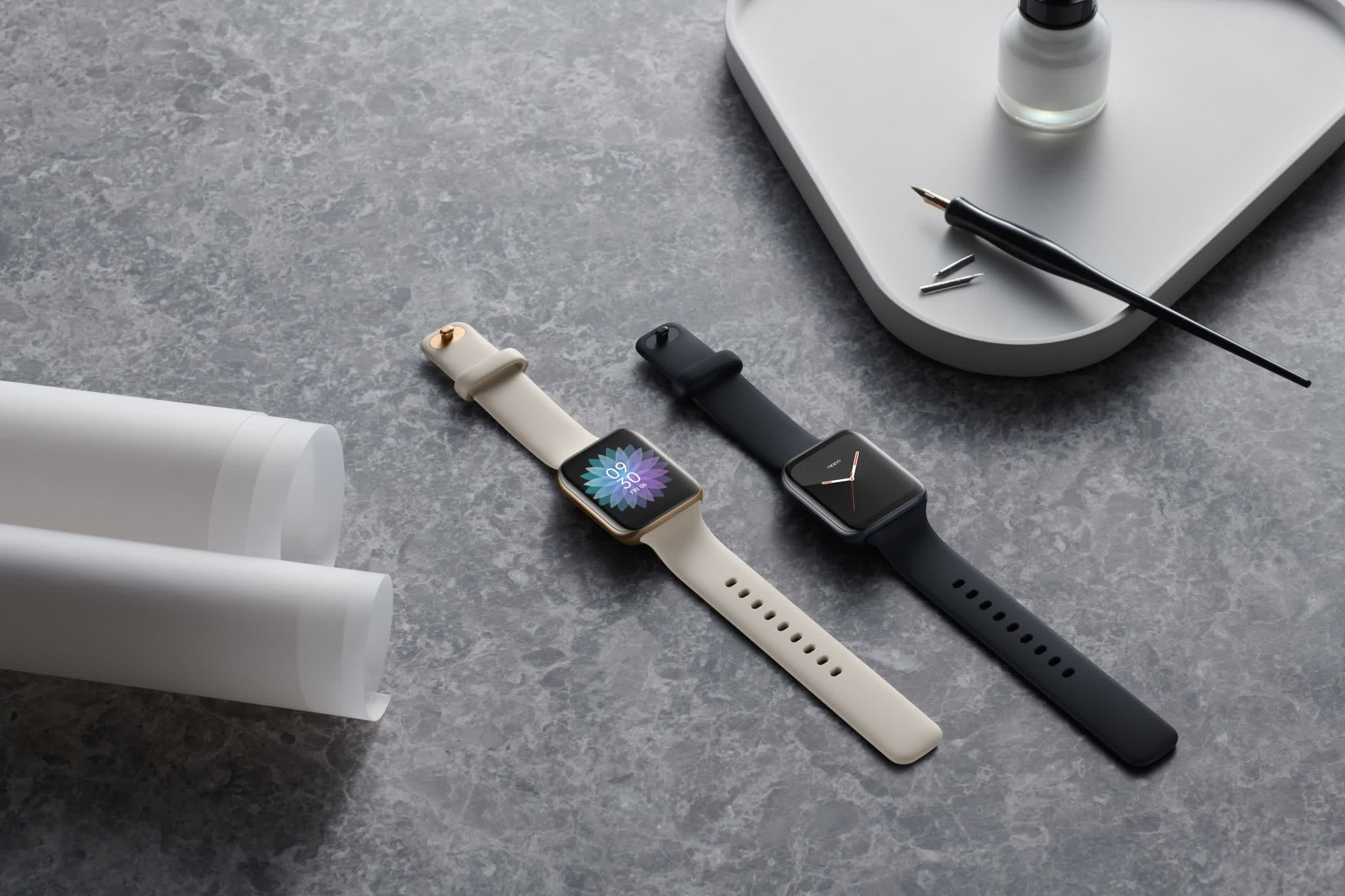 Oppo is readying the first Wear OS smartwatch with ECG functionality