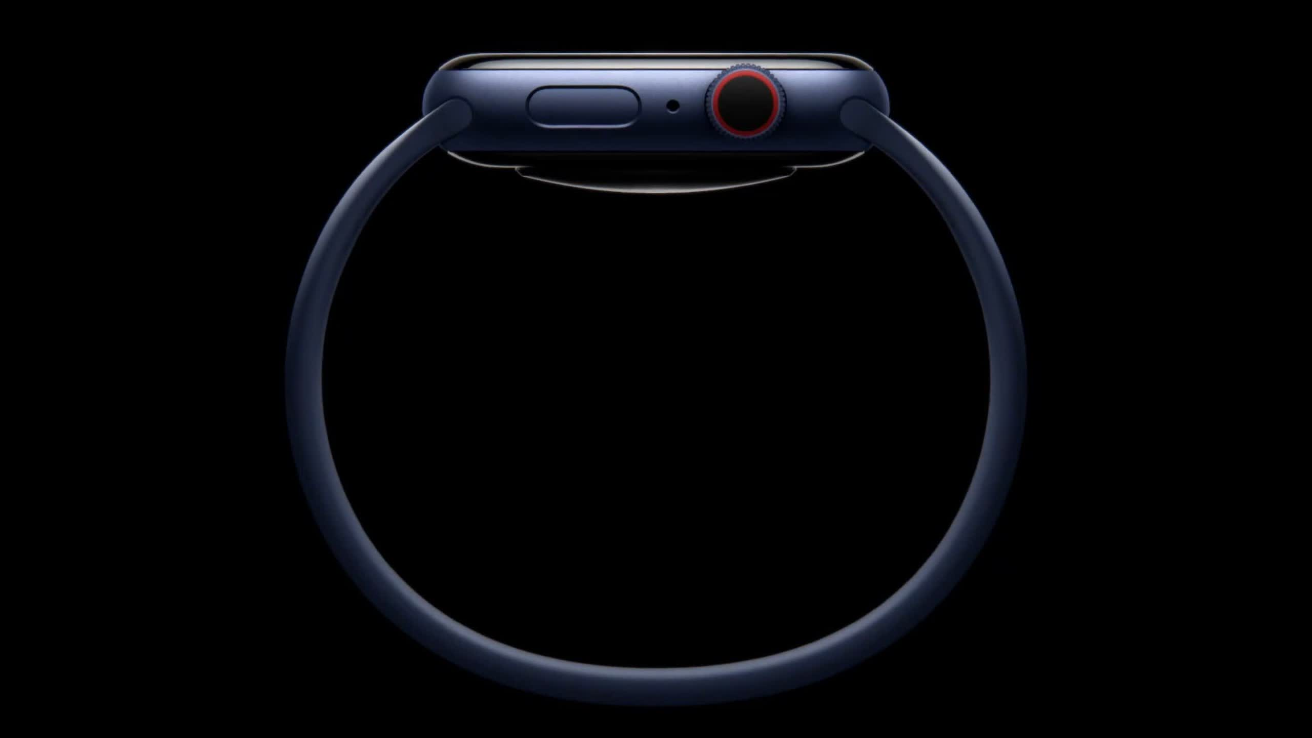 Apple's new Solo Loop bands have to be returned with the watch to be replaced