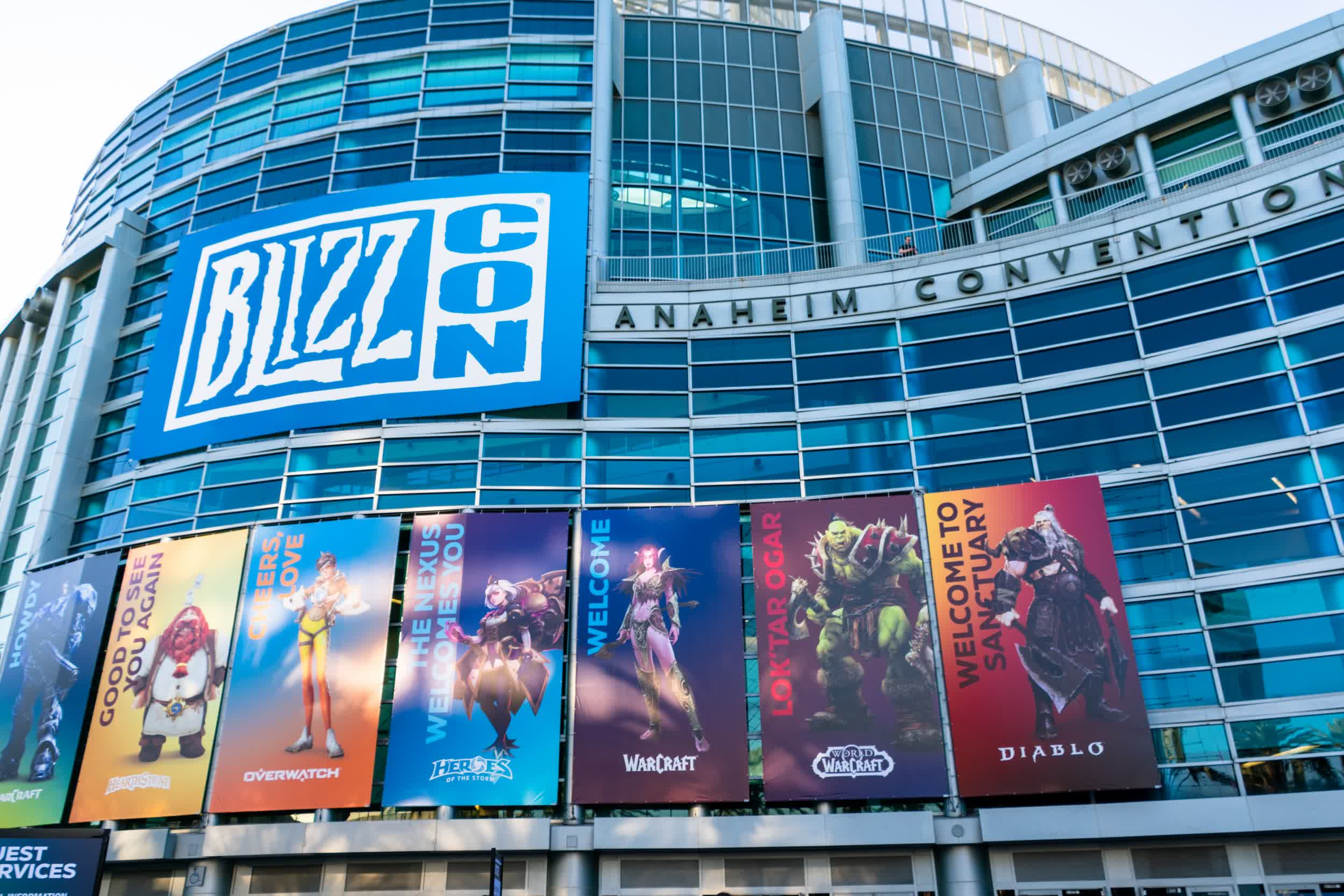 BlizzCon gets rescheduled as online-only event in February 2021