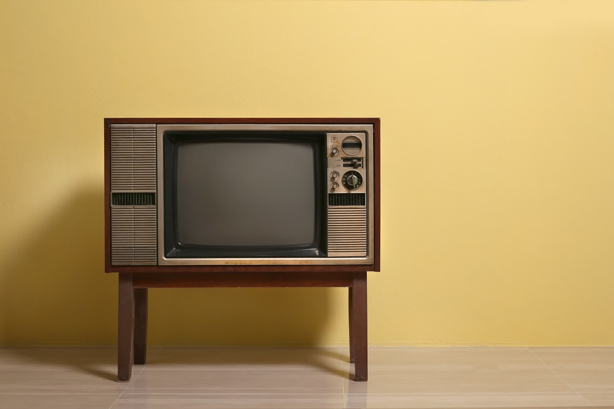 An old TV knocked out an entire village's broadband for 18 months