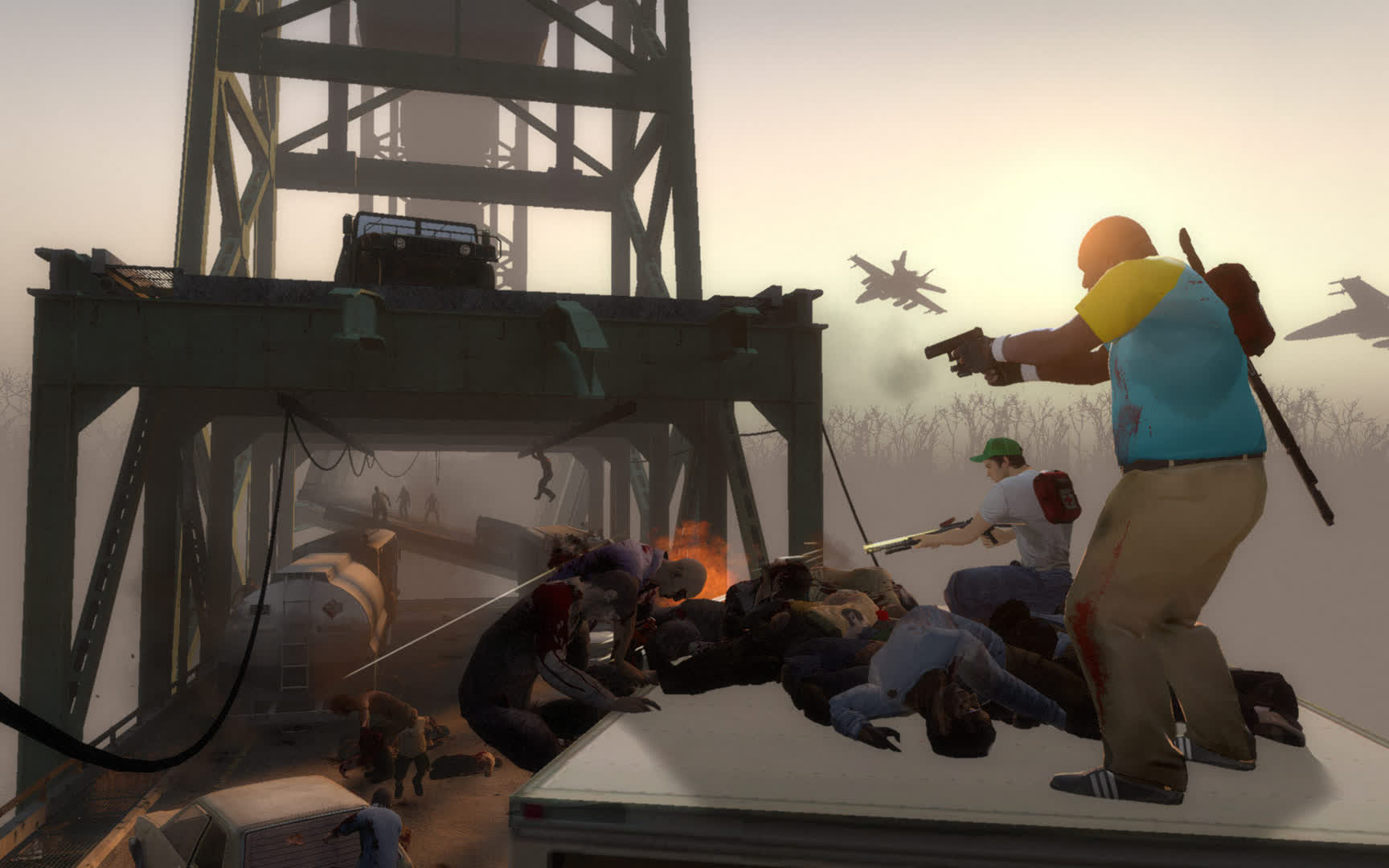 Left 4 Dead 2 update is now available for free to all PC players
