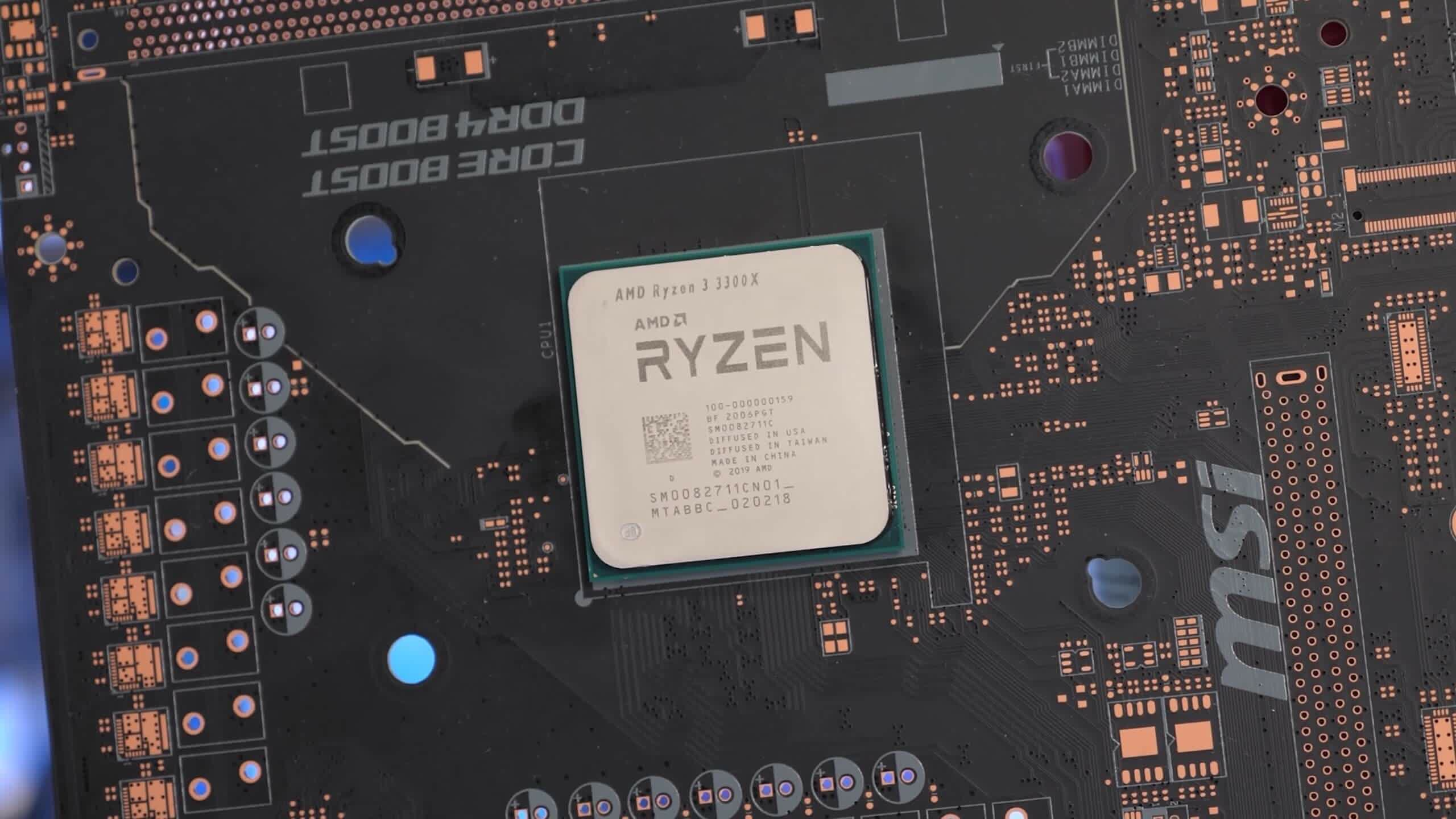 Next-gen AMD APUs will have DDR5 support and Navi 2 graphics