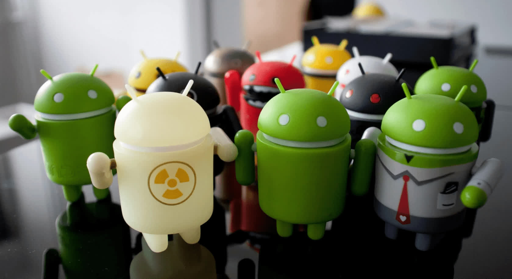 Android 12 will better support third-party app stores