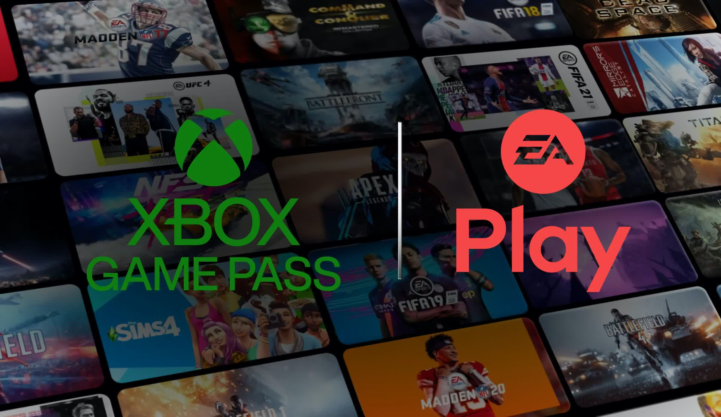 EA Play comes to Game Pass Ultimate November 10th