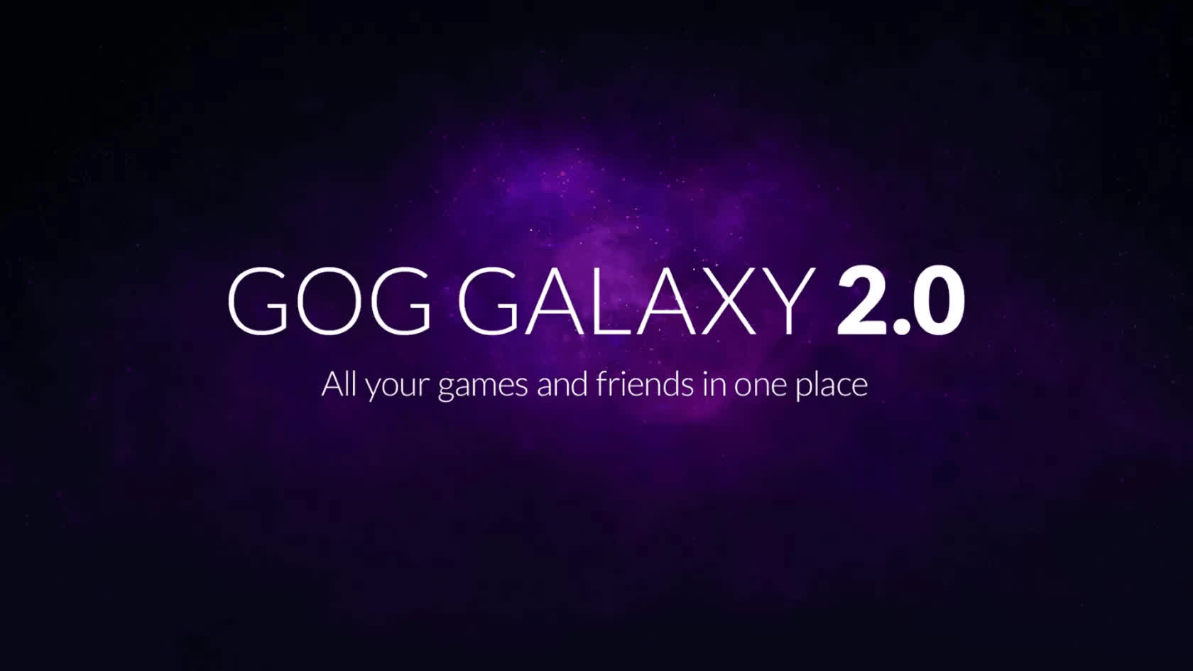 GOG Galaxy is having a storefront overhaul, will enable you get Epic Video games Store titles in-app