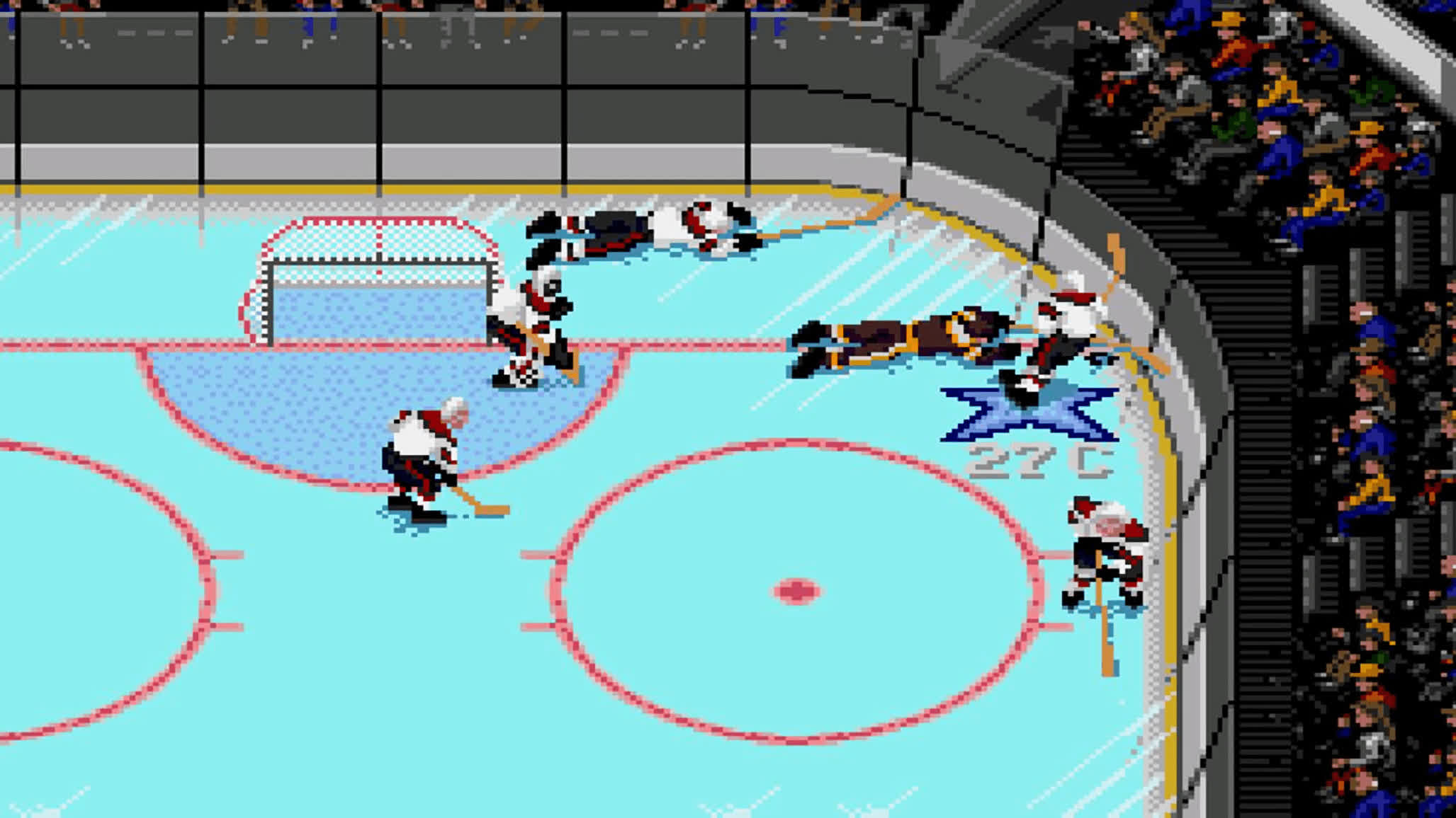 One of the greatest hockey games is getting updated with today's teams and rosters