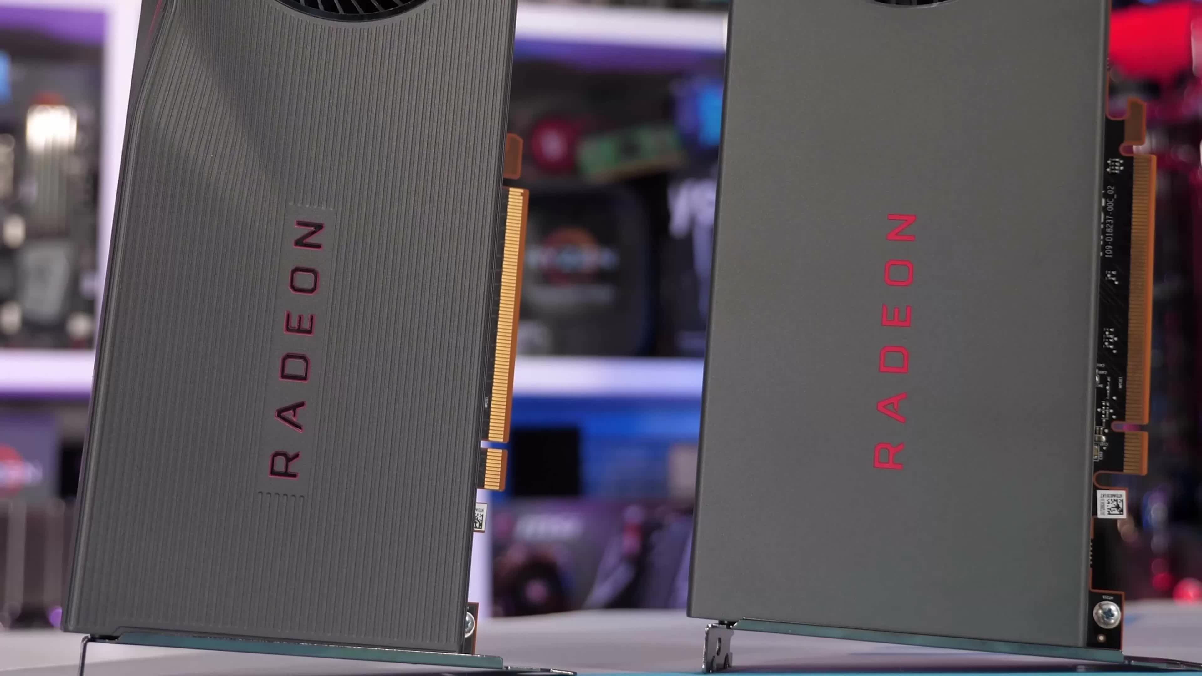 No, AMD isn't discontinuing the Radeon RX 5700 series