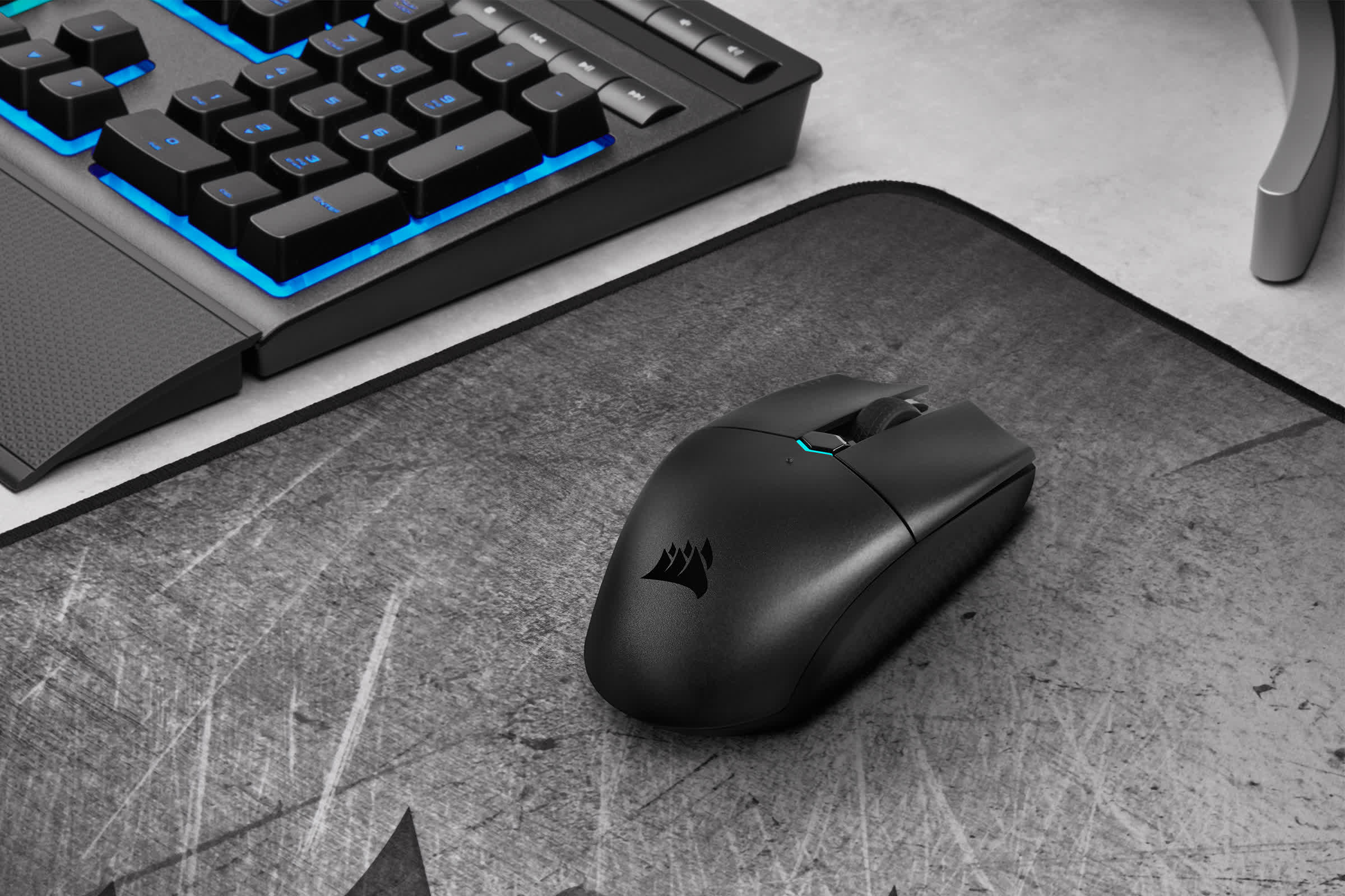 Corsair adds two new entry-level mice to its gaming lineup