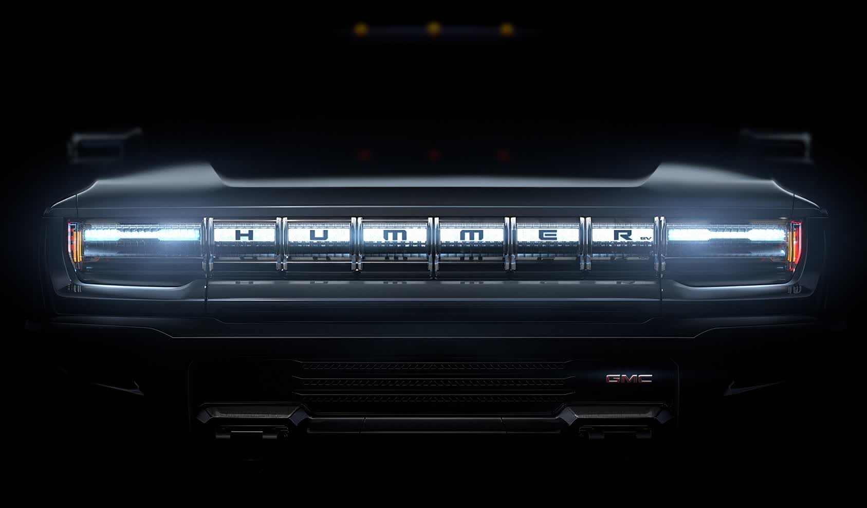 GMC's Hummer EV will be the first vehicle to use an Unreal Engine-based infotainment system