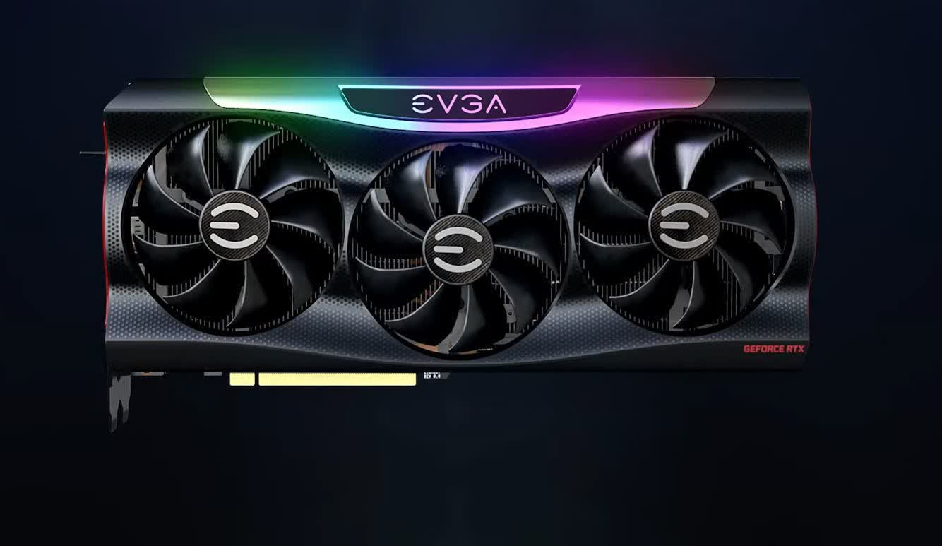 EVGA rolls out virtual queue system for reserving Nvidia's 30-series cards
