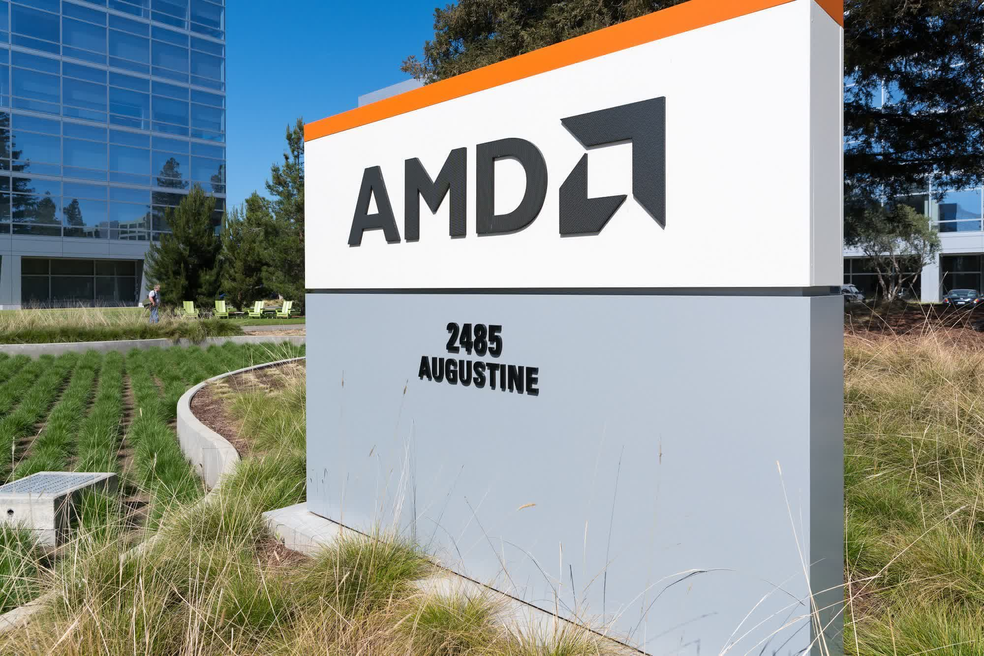 AMD reportedly in talks to acquire Xilinx for $30 billion