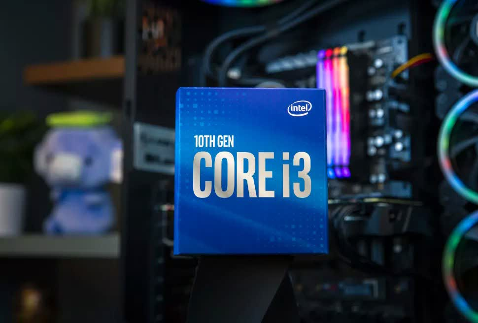 Want 4-cores/8-threads for under $100? Intel's Core i3-10100F has you covered