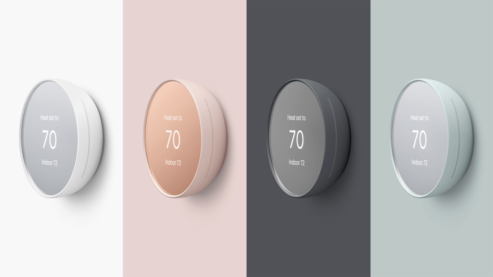 Google's refined Nest Thermostat features a simpler design, lower price