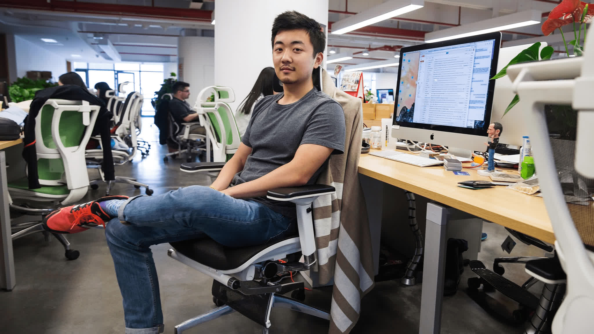 OnePlus co-founder Carl Pei has reportedly left the company to start his own venture