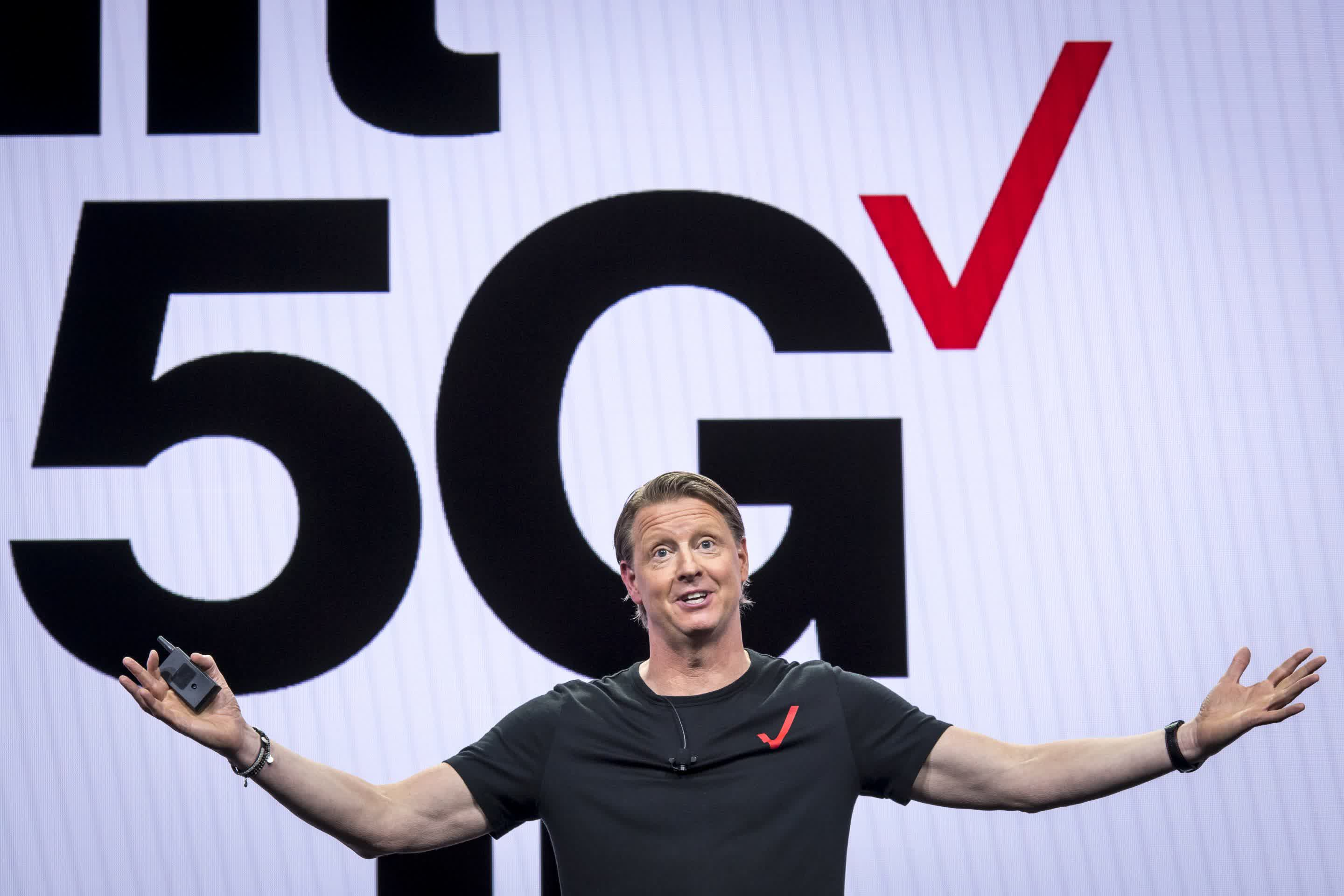 Verizon rolls out its 5G network nationwide