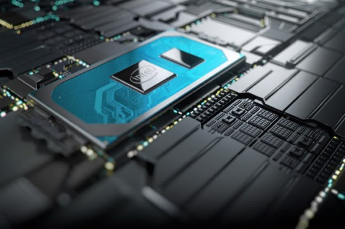 Intel Core i9-10885H appears slower than the i7-10875H, by almost 20 percent