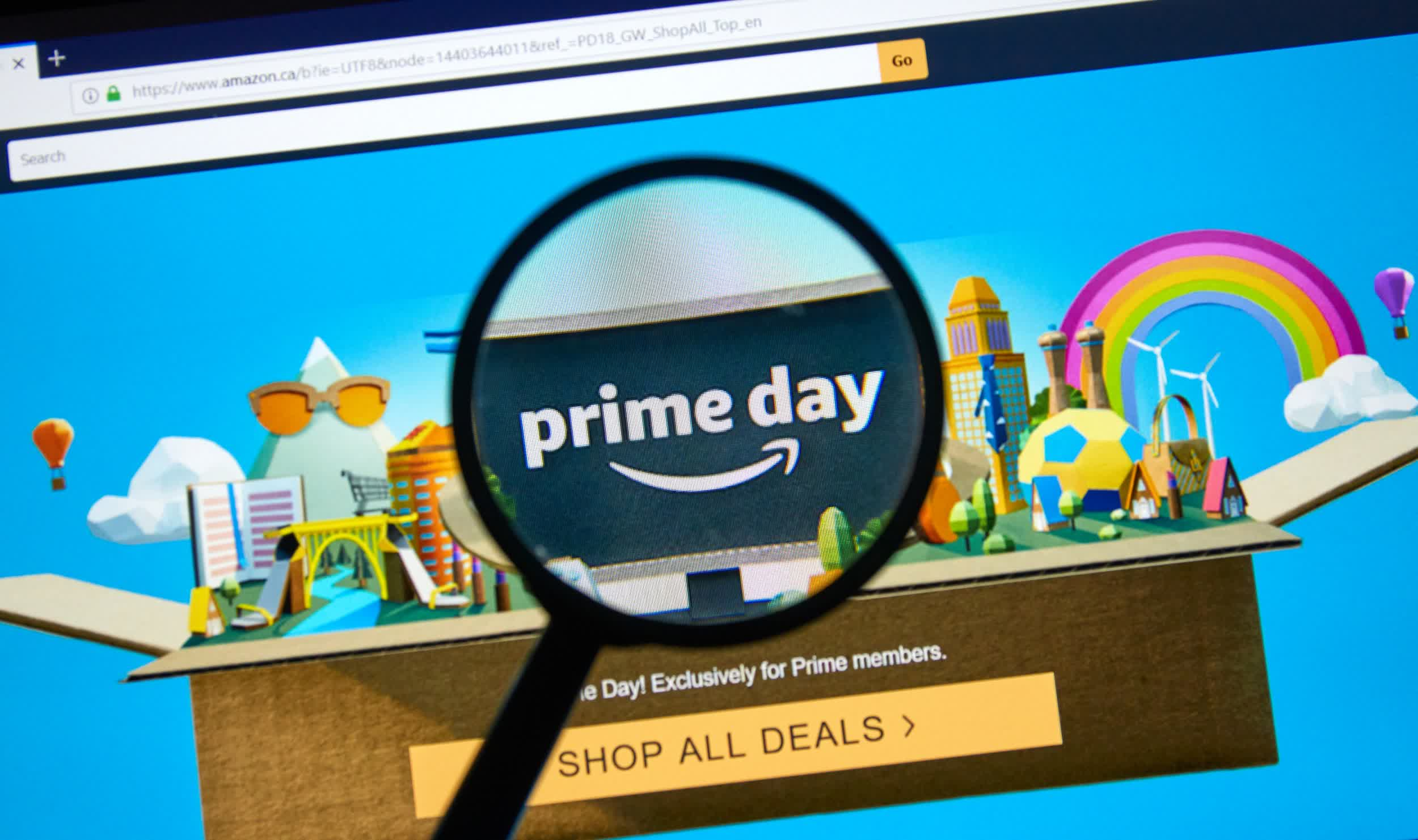 Prime Day tech deals -- the best of what's still available