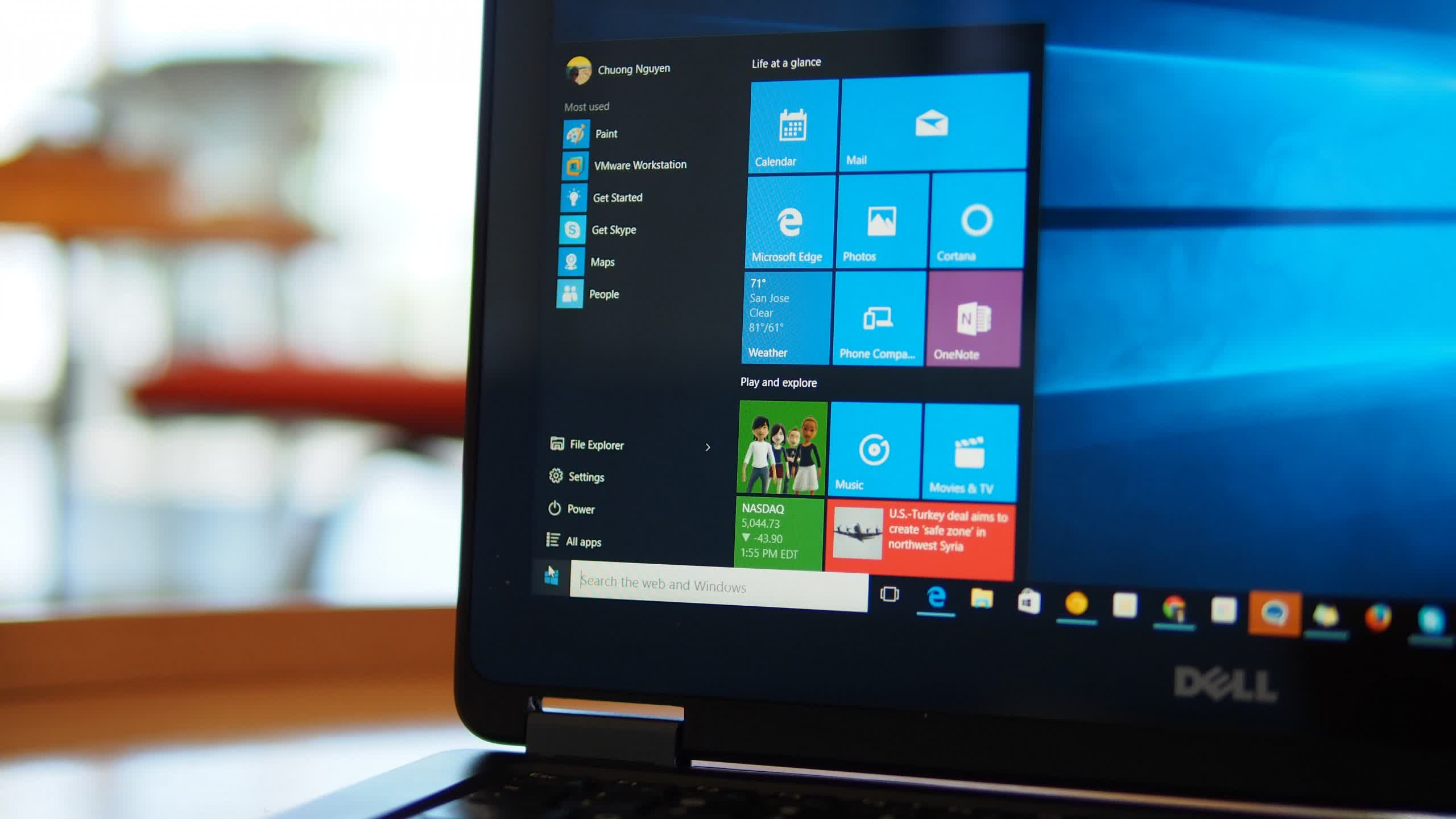 Windows 10 will soon allow users to quickly tweak their display refresh rate in Settings