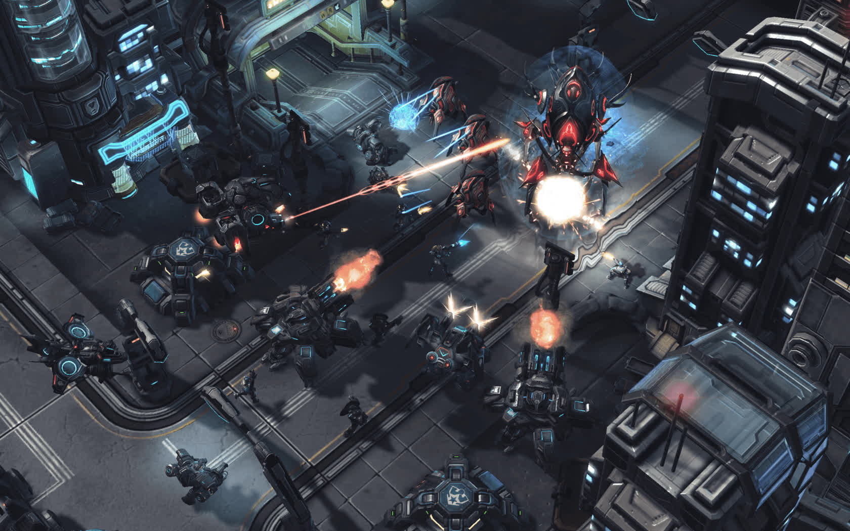 Blizzard ceases major content updates for StarCraft II after over a decade