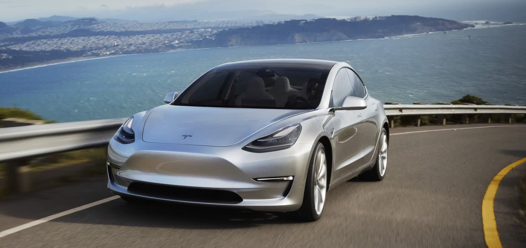 Tesla refreshes the Model 3 with improved range, a heated steering wheel, and more